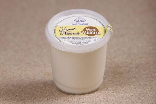 Yogurt Naturale alla vaniglia
