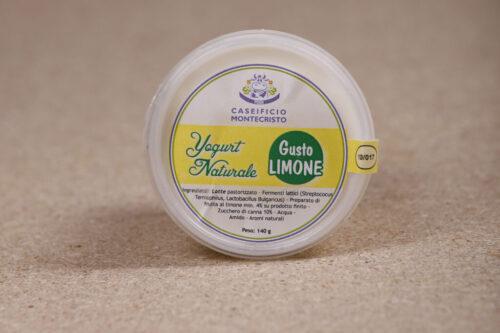 Yogurt Naturale al limone - Senza Lattosio